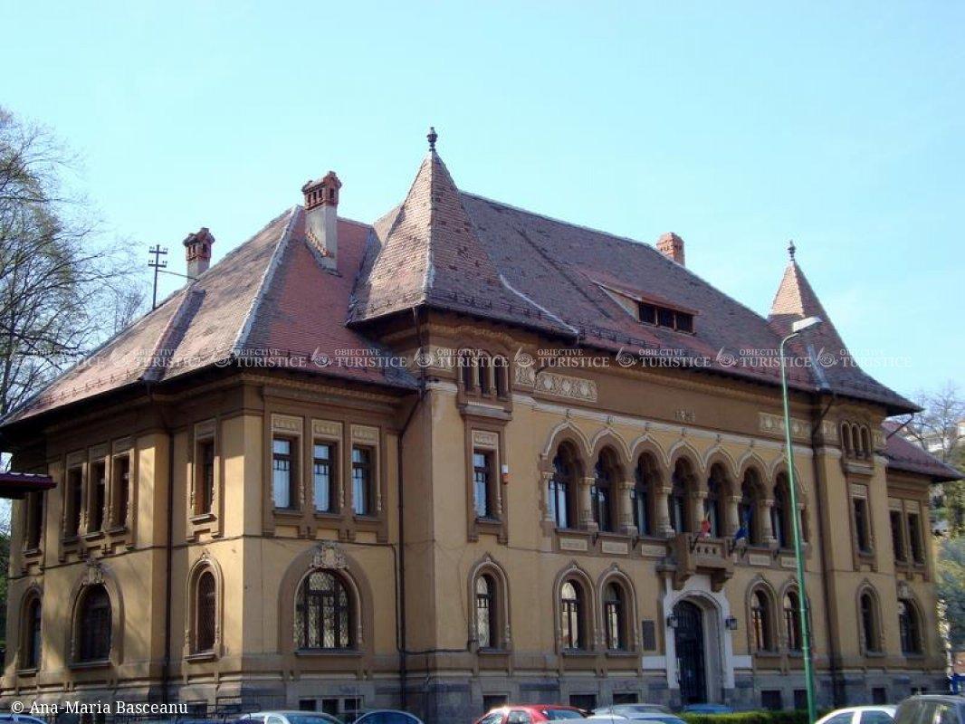 Biblioteca George Baritiu