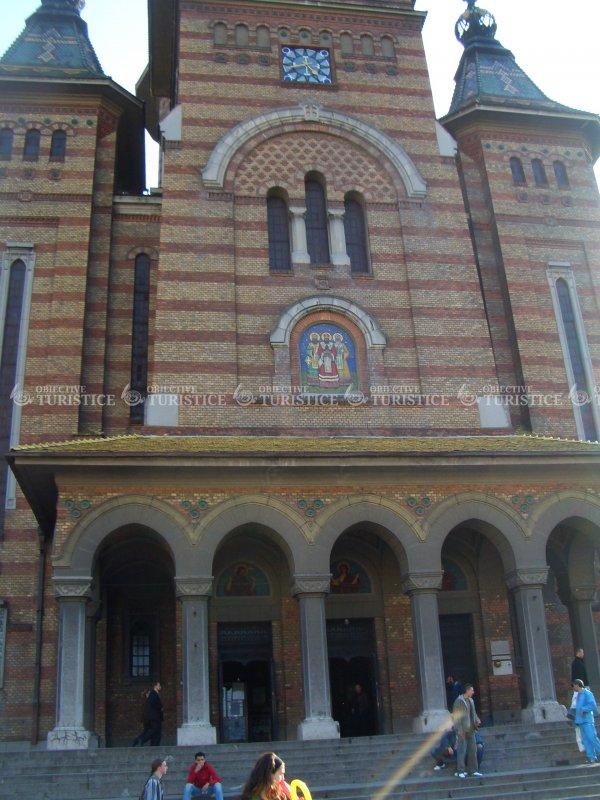 Catedrala Mitropolitana Ortodoxa a Banatului