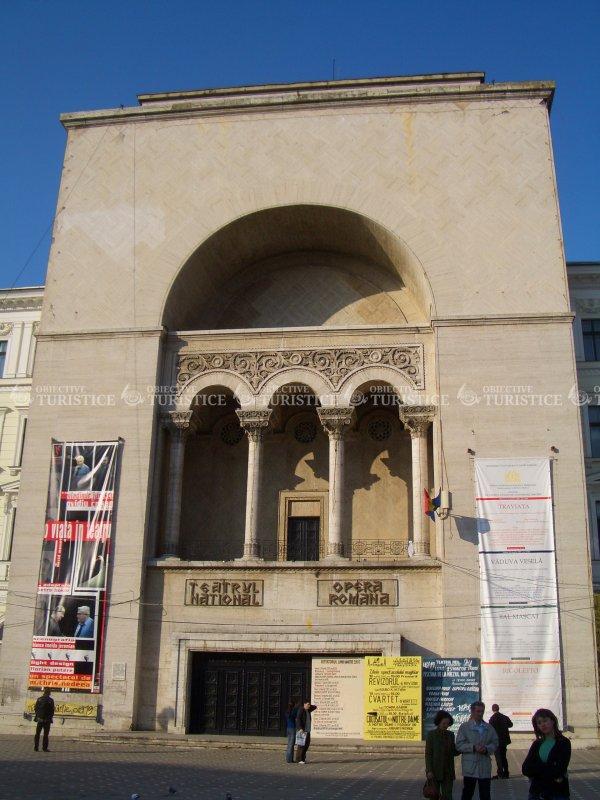 Teatrul National si Opera Romana din Timisoara