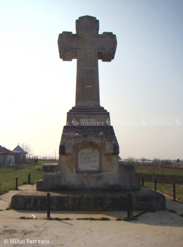 Monumentul de la Calugareni
