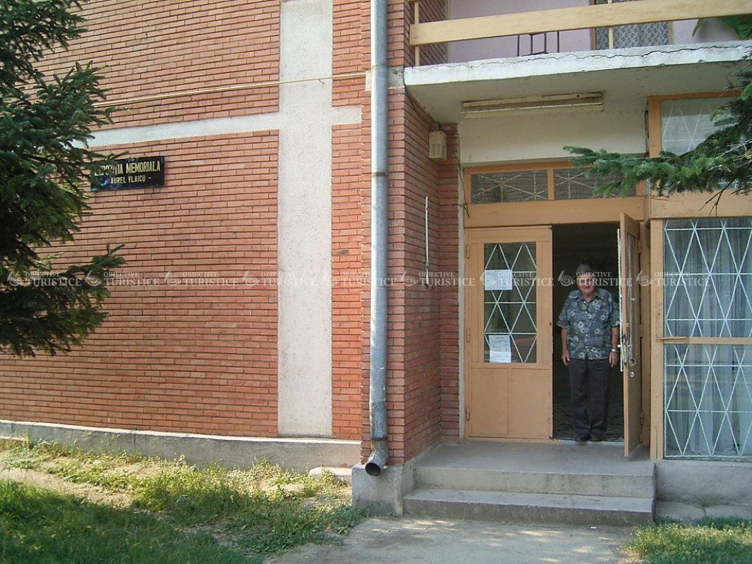 Muzeul Memorial Aurel Vlaicu