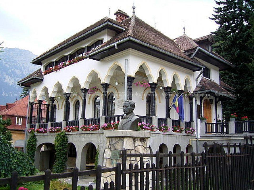 Muzeul memorial Cezar Petrescu