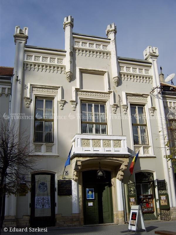 Muzeul Etnografic Franz Binder
