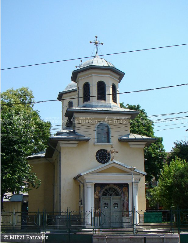 Biserica Oborul Nou