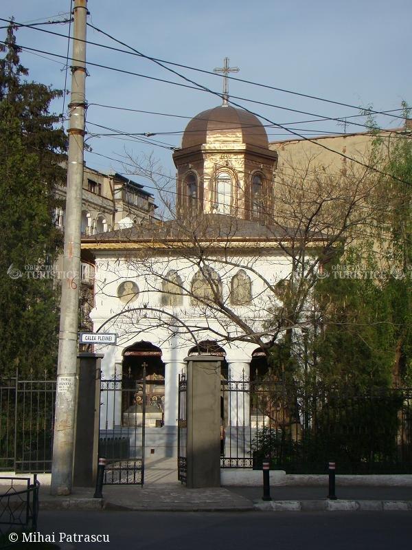 Biserica Sfinții Împărați Constantin și Elena