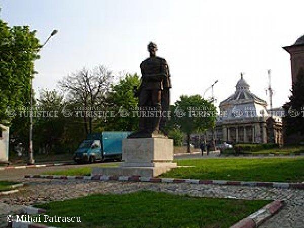 Statuia lui Alexandru Ioan Cuza - Dealul Mitropoliei