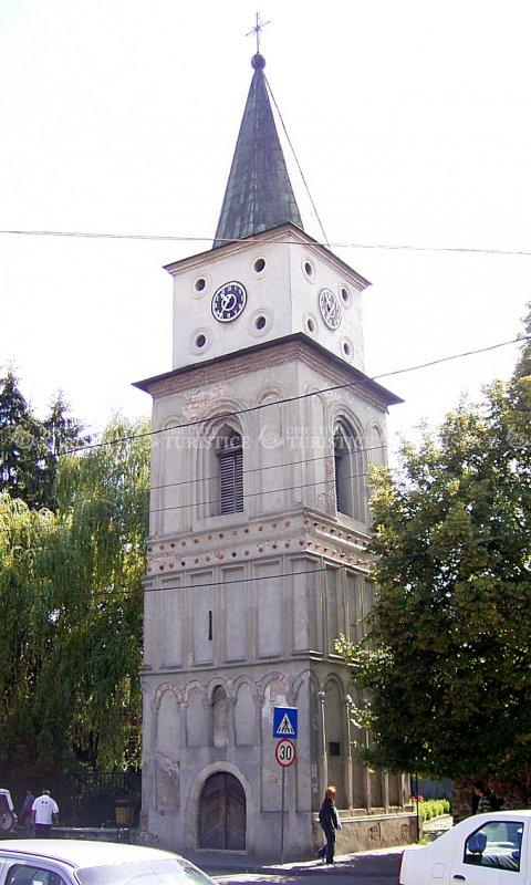 Ansamblul biserici catolice Sf. Iacob  -  Baratia