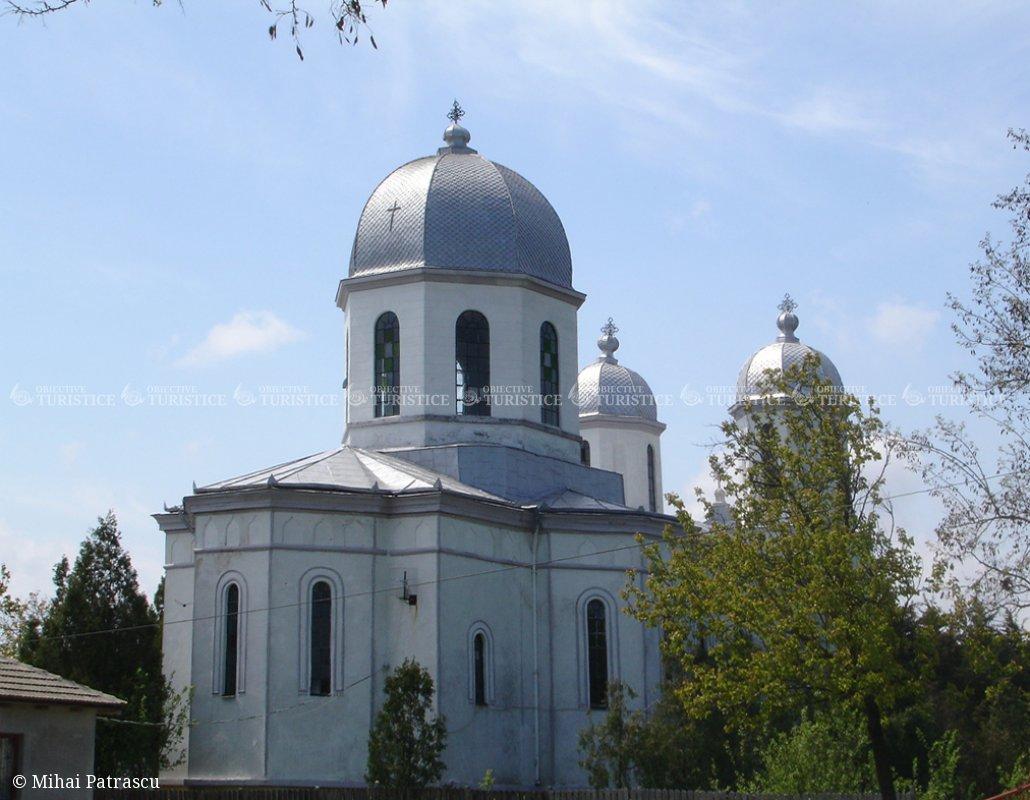 Biserica din satul Limanu