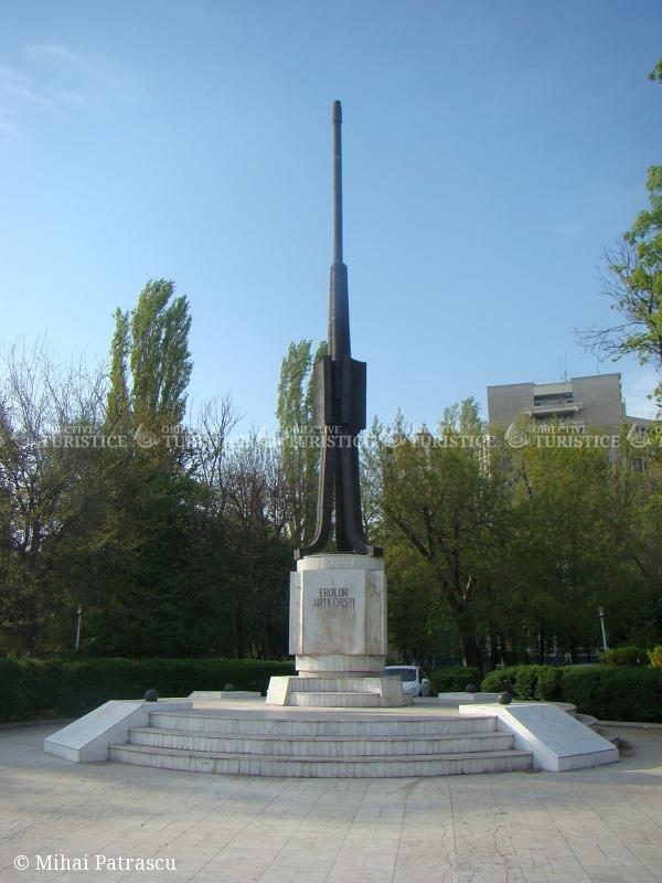 Monumentul Eroilor Artileristi