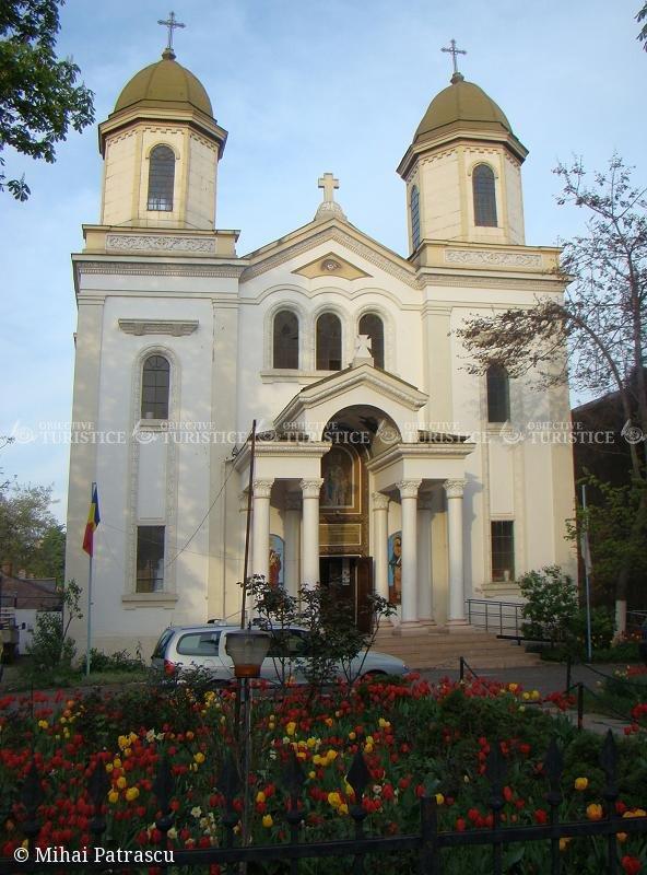 Biserica Sfântul Nicolae - Tabacu