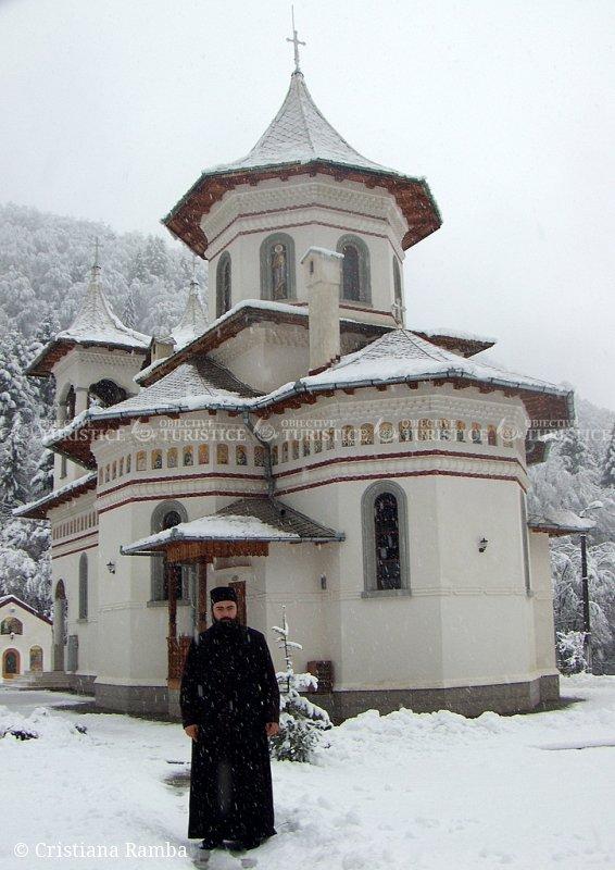 Manastirea de la Berivoi