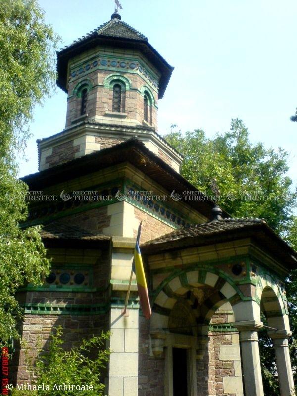 Mormantul lui Vasile Alecsandri