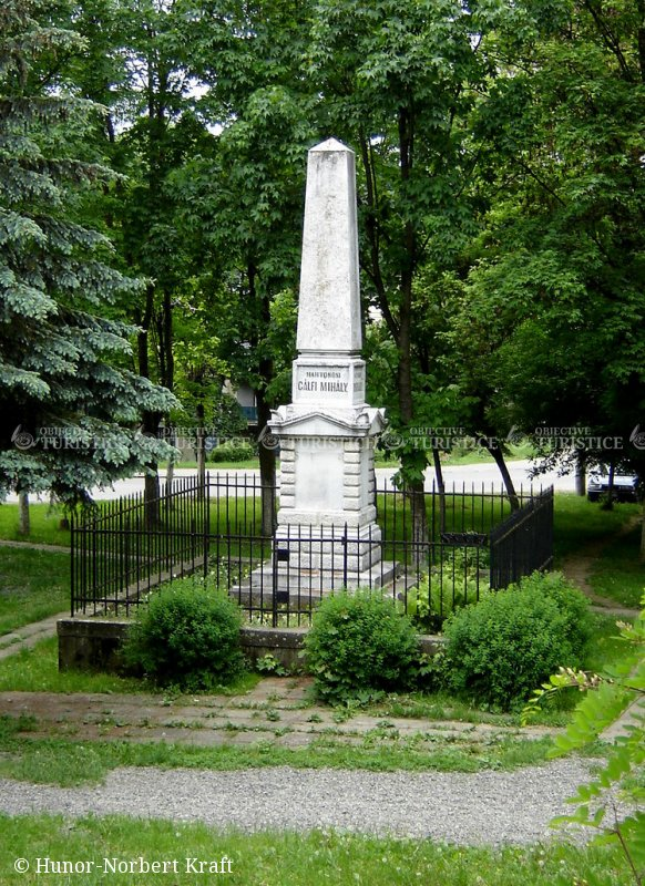 Monumentul Secuilor Martiri