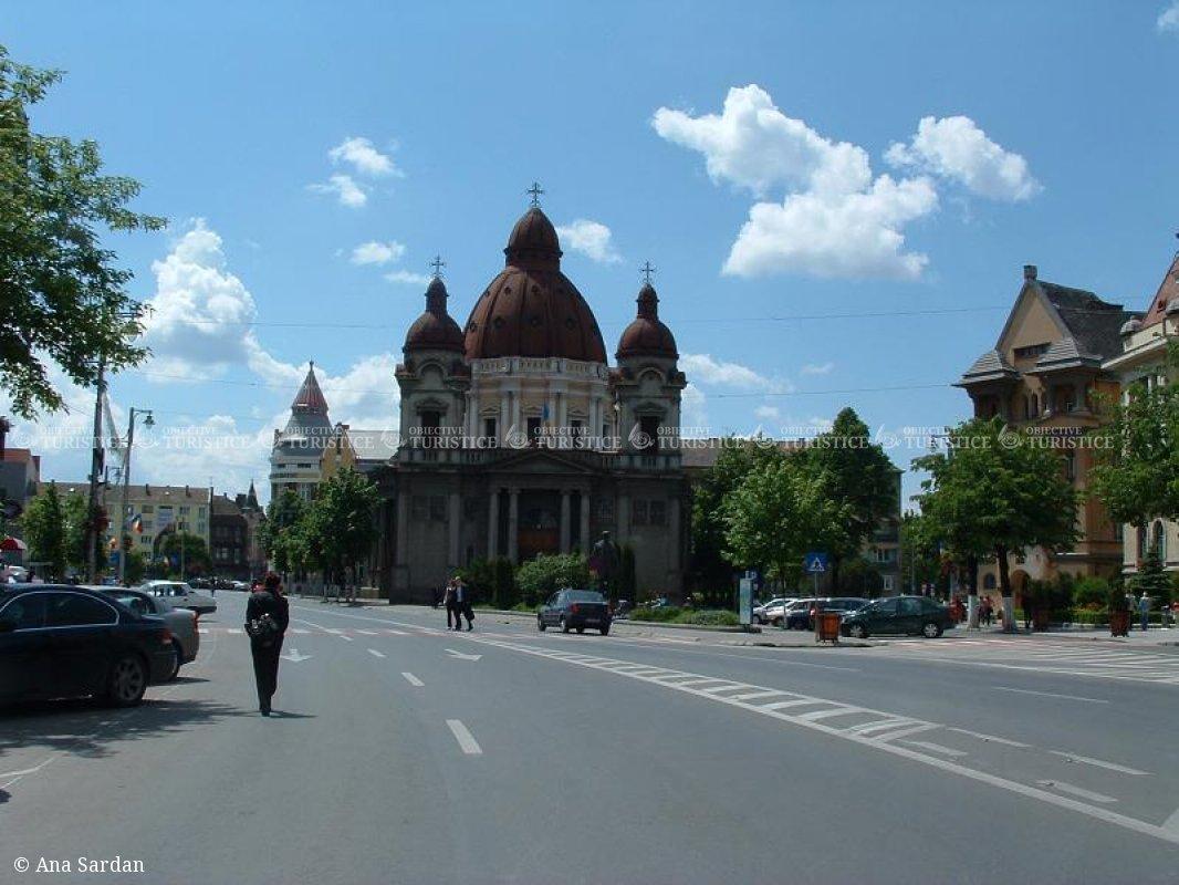Biserica Buna Vestire - Catedrala mica