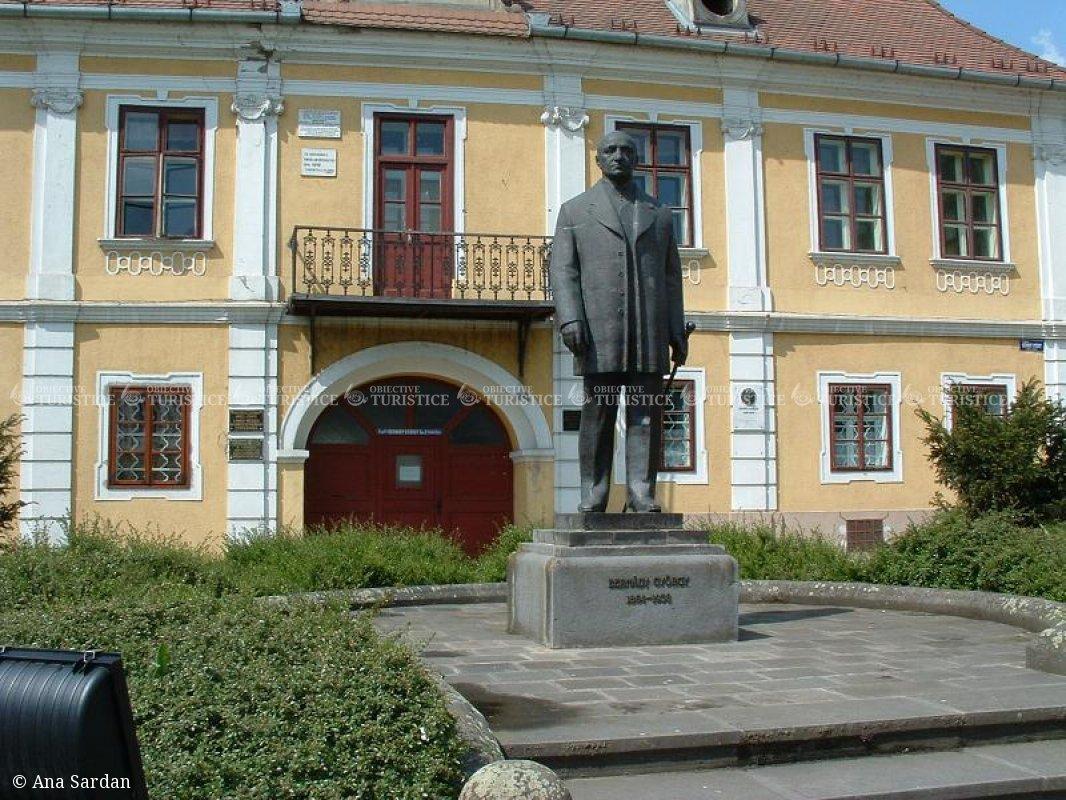 Casa memoriala Bernády György