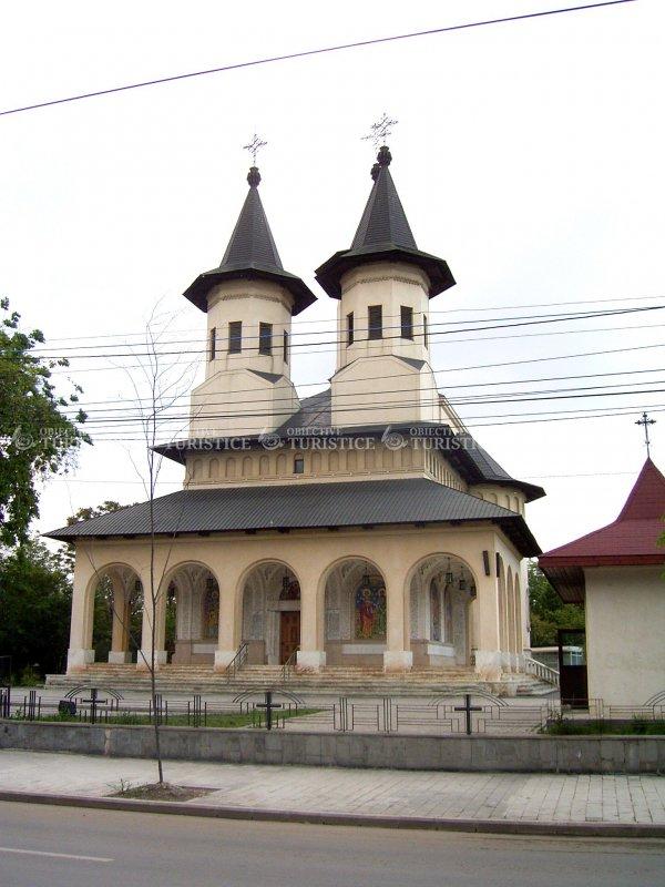 Biserica Eroiilor Martiri ai  Revolutiei din 1989