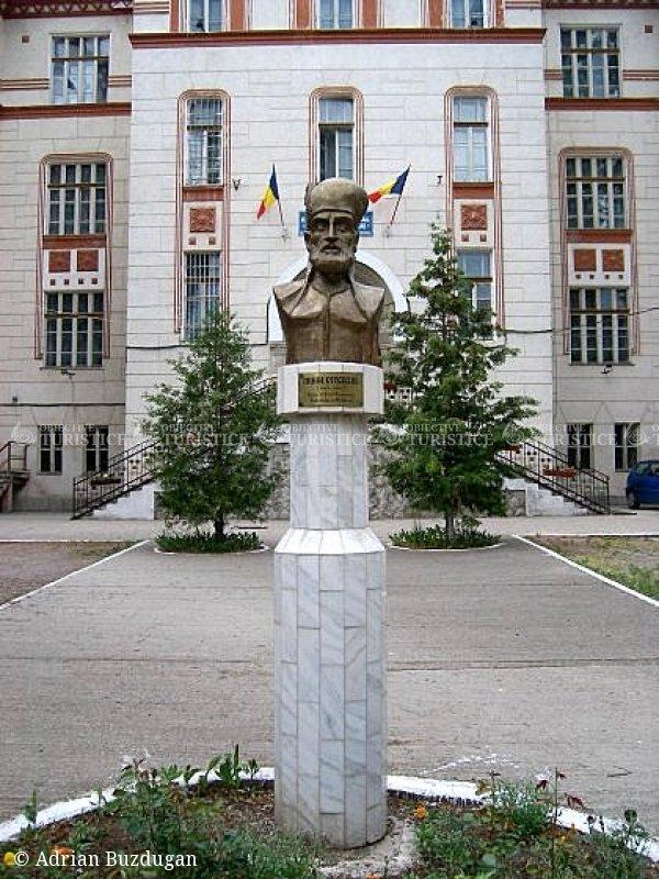 Bustul lui Mihai Viteazu