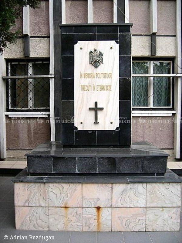 Monumentul politistilor