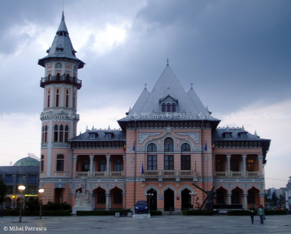 Palatul Comunal