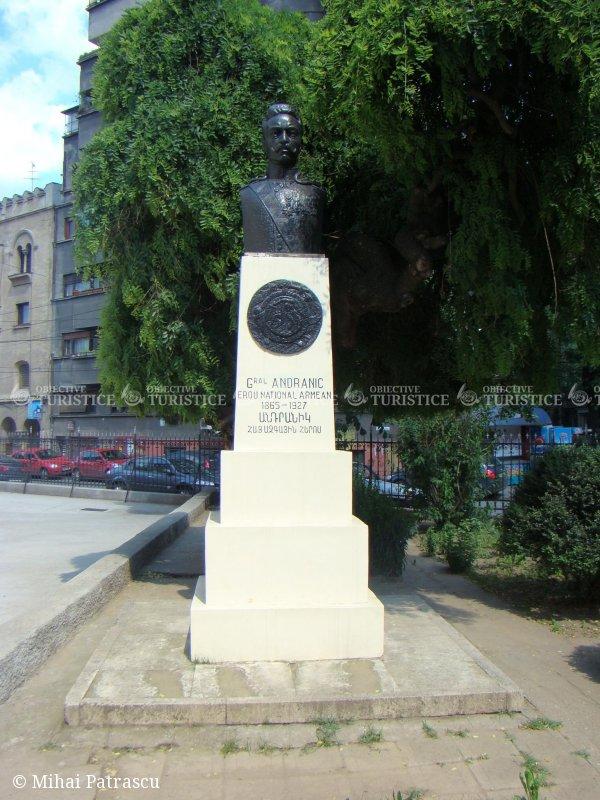 Monumentul Generalului Andranic