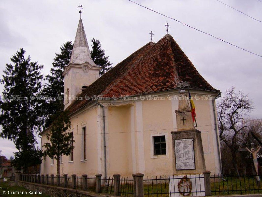 Biserica ortodoxa - Sat Calbor