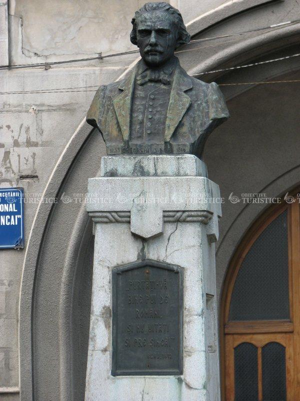 Bust Gheorghe Sincai