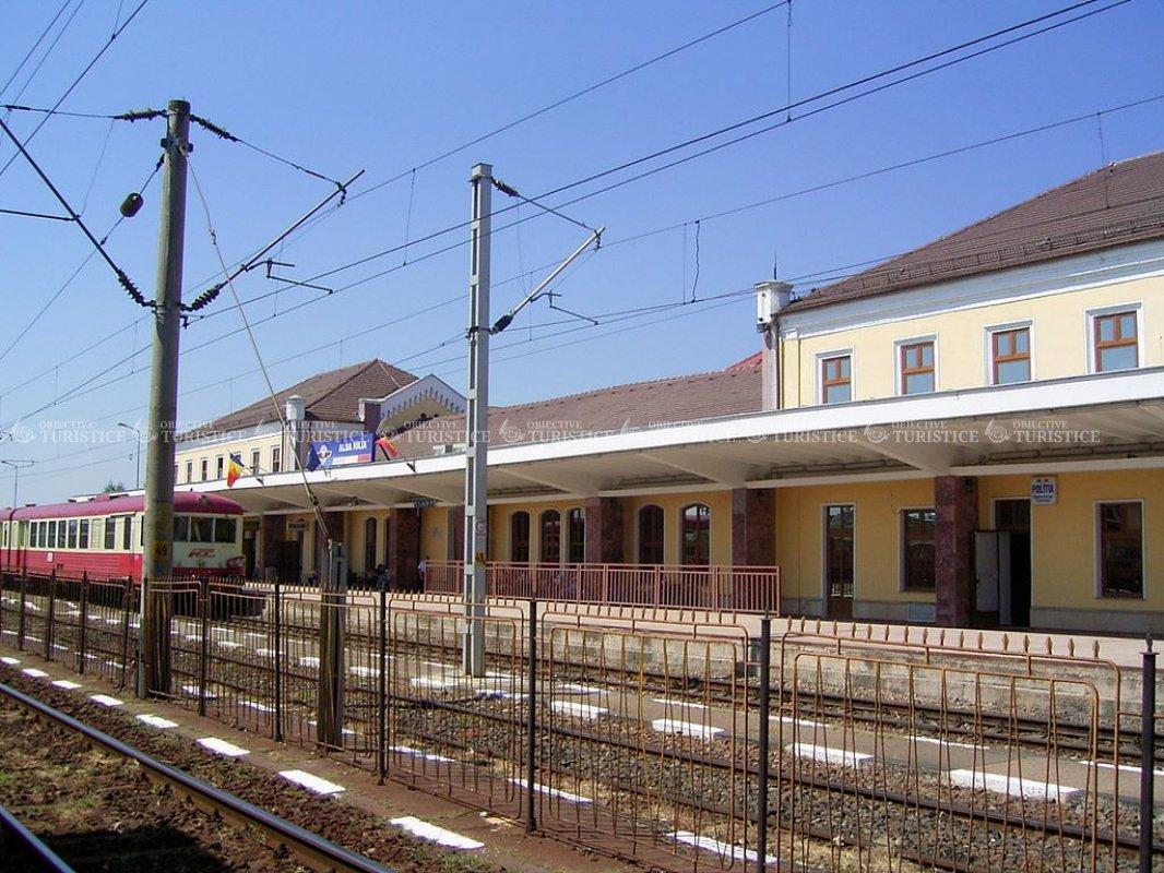 Gara din Alba Iulia
