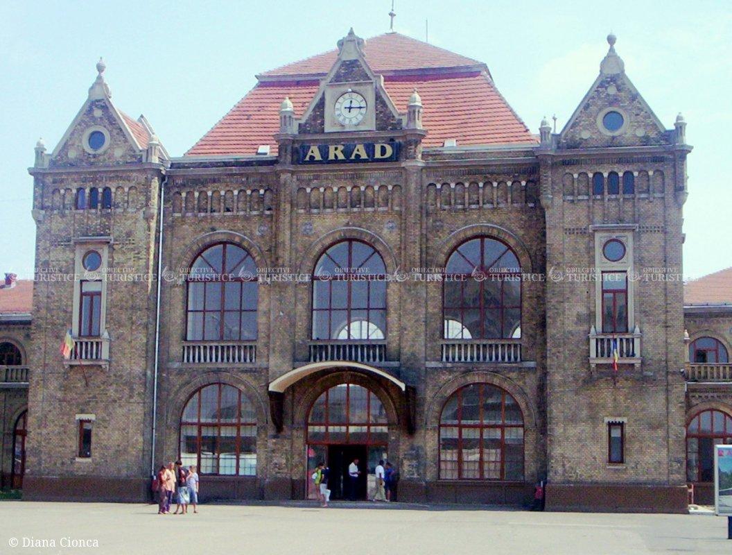 Gara din Arad