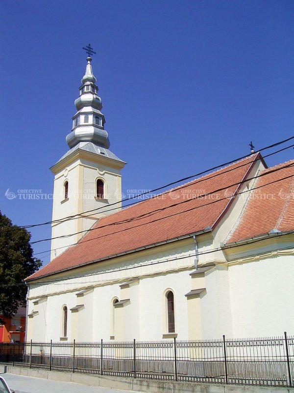 Biserica Buna Vestire Maieri