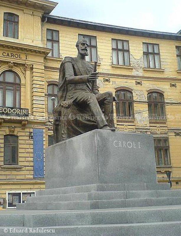 Statuia lui Carol I