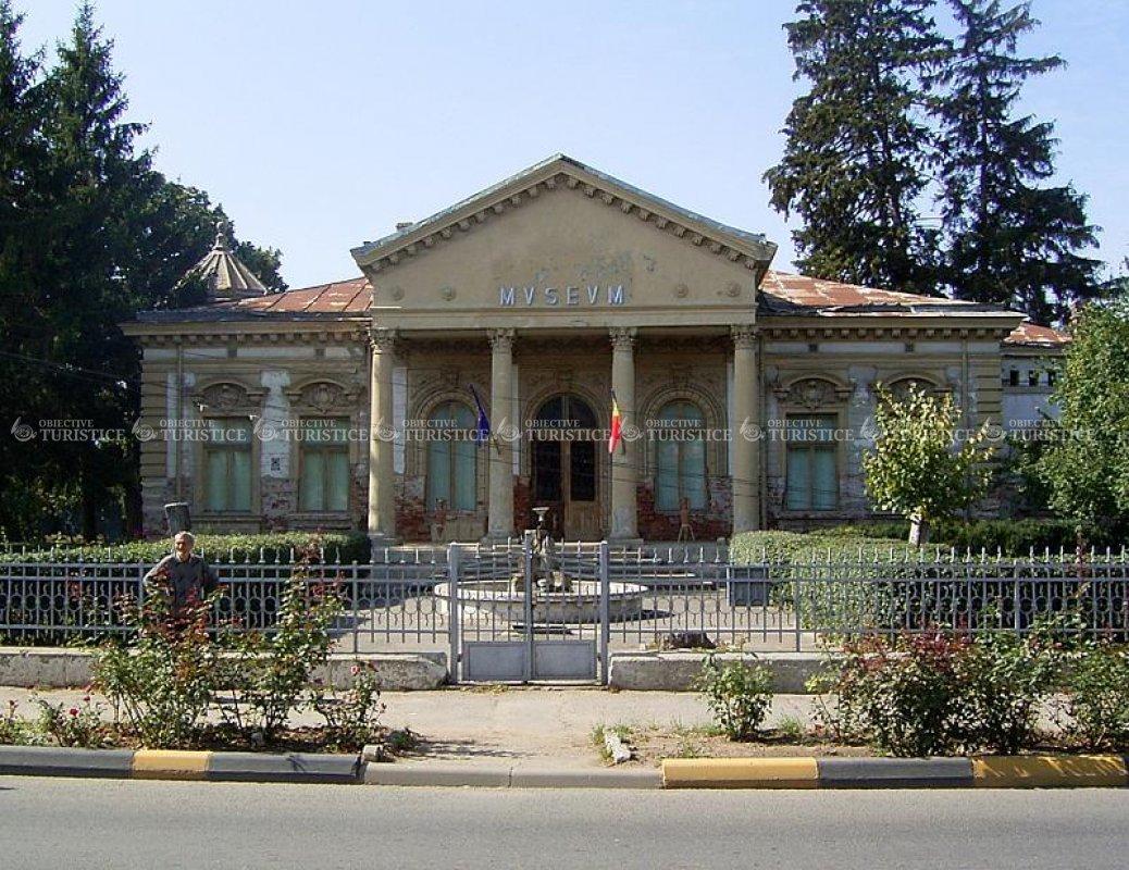 Muzeul Orasenesc Tecuci