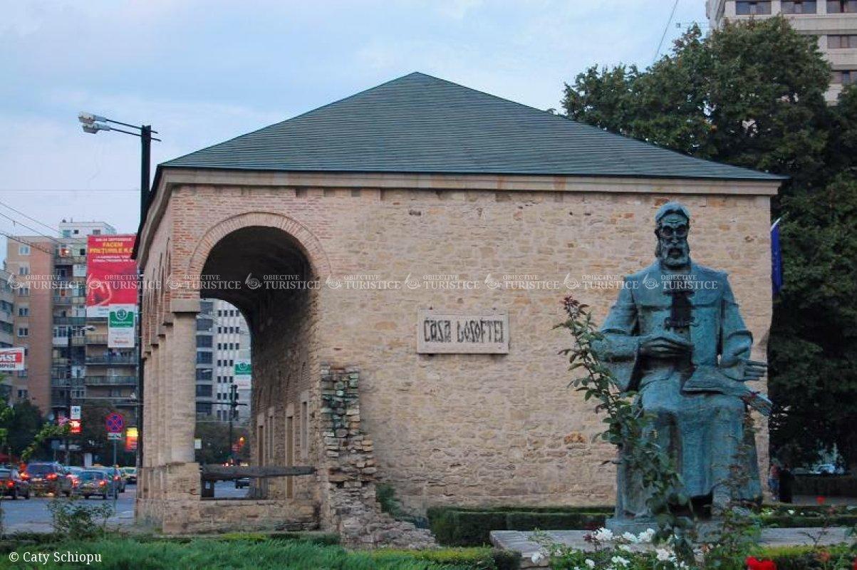 Casa Dosoftei - Muzeul de literatura veche
