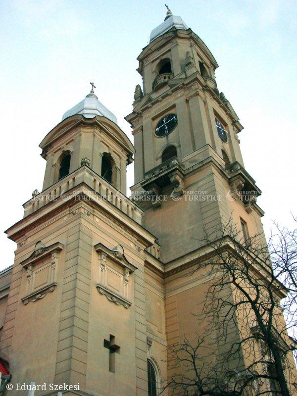 Biserica catolica Sf Spirit - Olosig