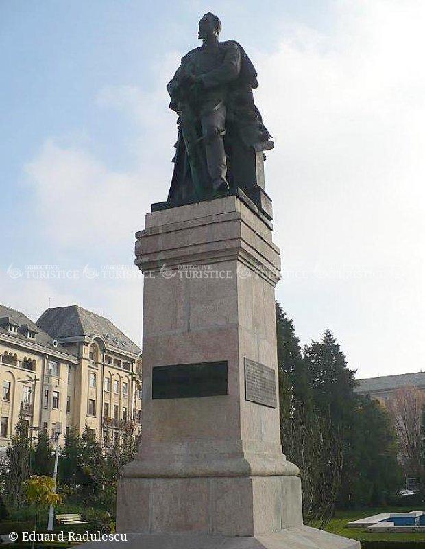Statuia lui Al. I. Cuza