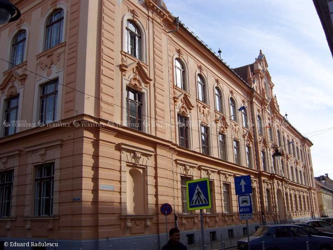 Colegiul National Gheorghe Lazar