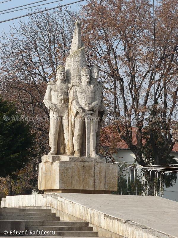 Statuia Fratilor Buzesti