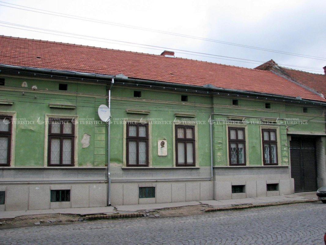 Casa lui Traian Grozavescu