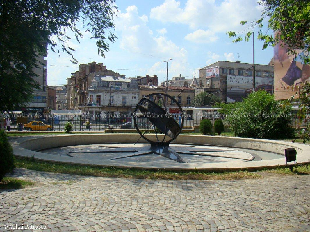 Monumentul Kilometrul Zero