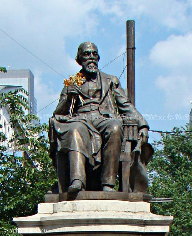 Statuia lui C.A. Rosetti