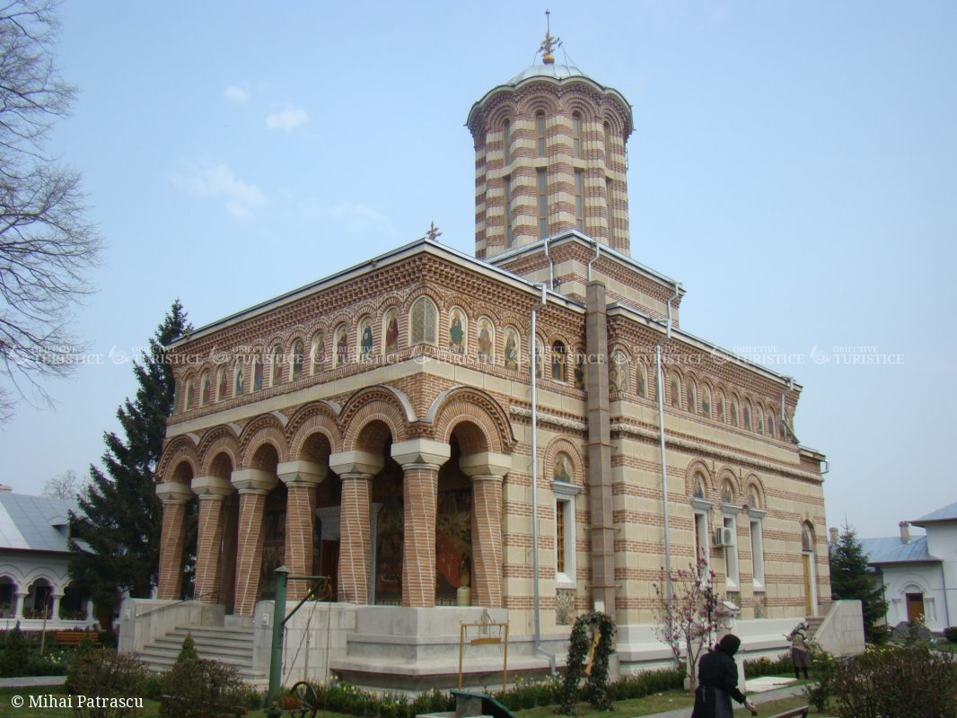 Manastirea Samurcasesti