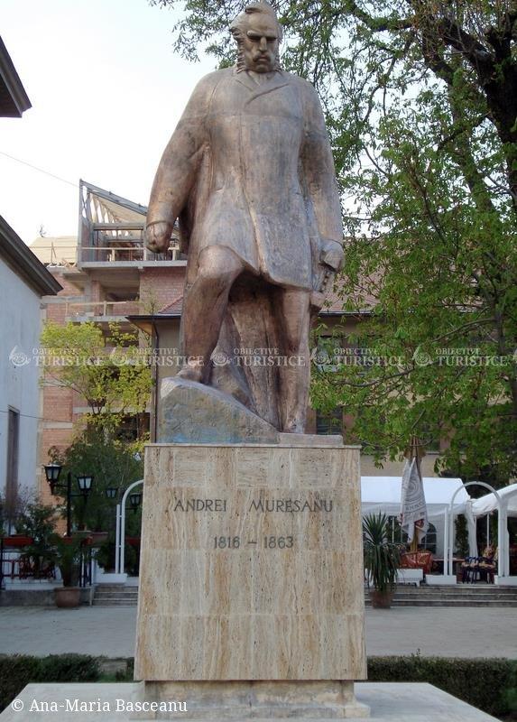 Statuia lui Andrei Muresan