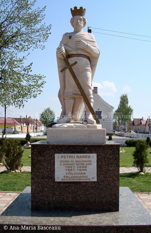 Statuia lui Petru Rares
