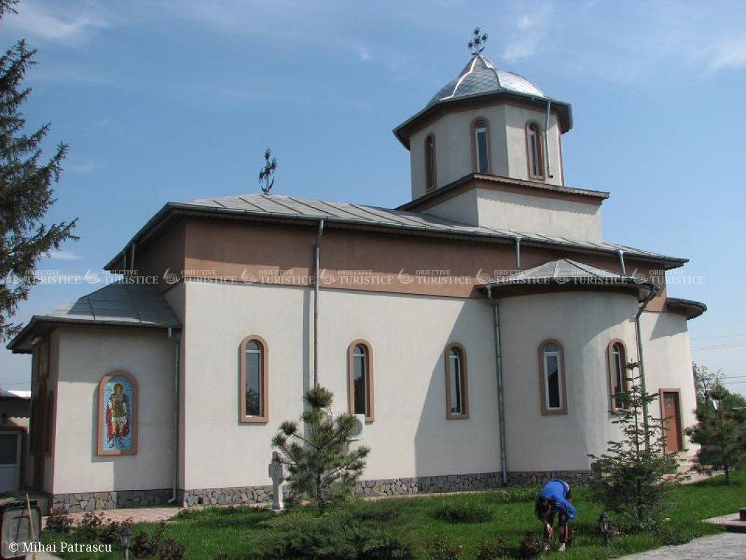 Biserica Sf Nicolae Stefanestii de Sus