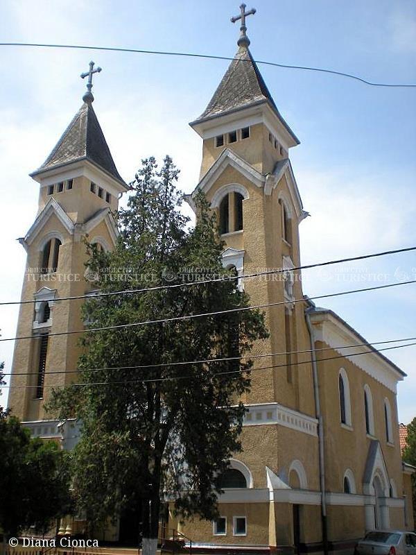 Biserica Greco-Catolica Arad-Centru