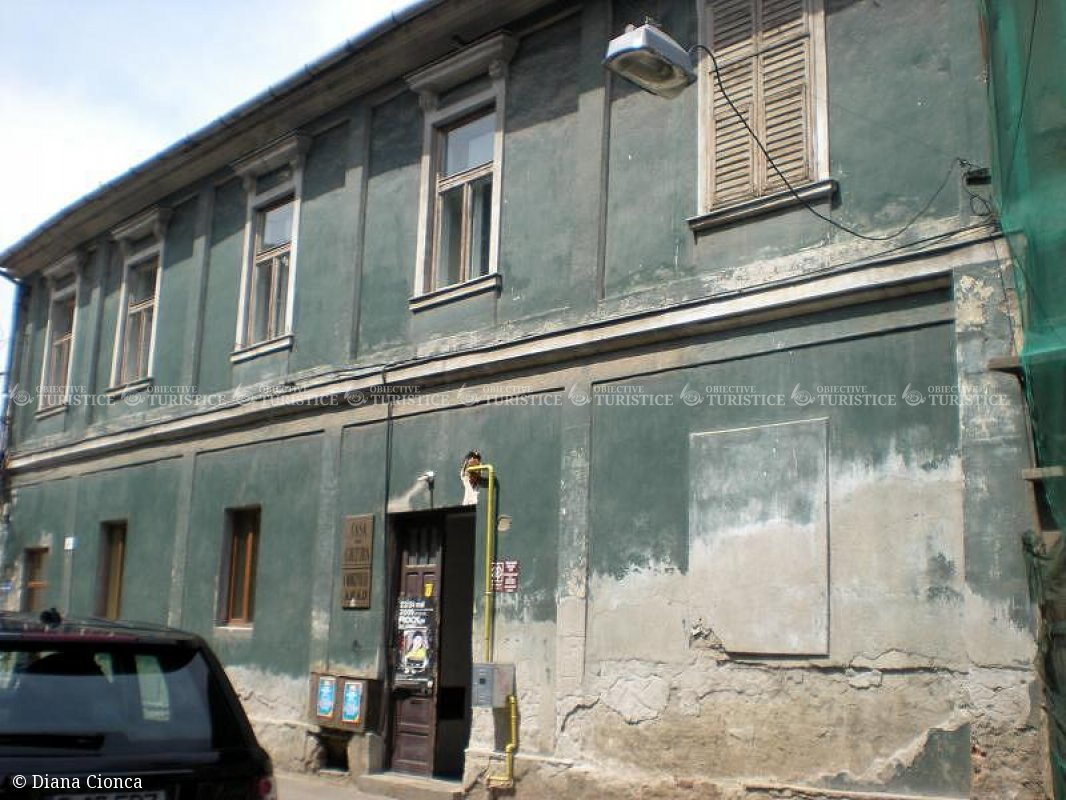 Casa Iacob Hirschil