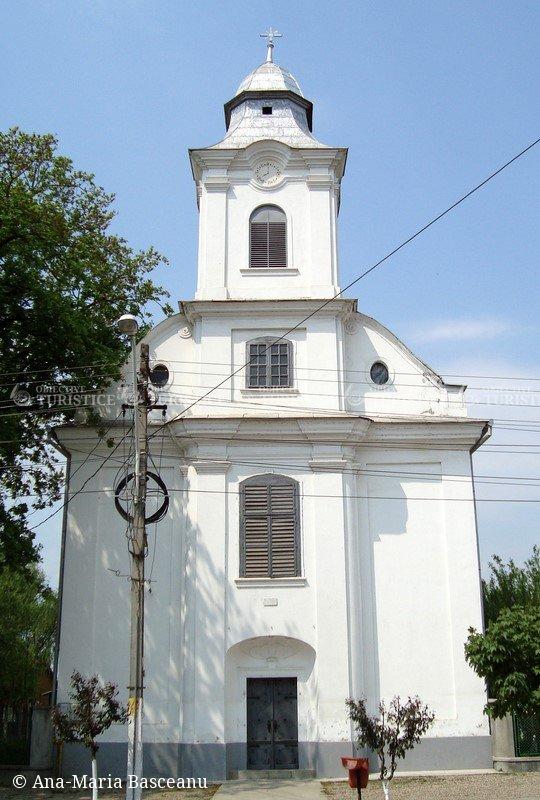 Biserica Greco - Catolica Sf. Fecioară Maria