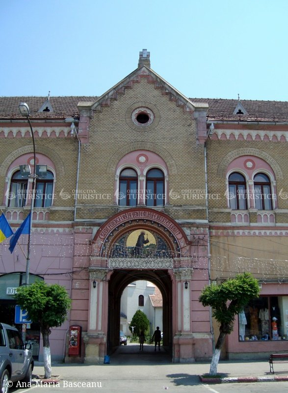 Manastirea si Biserica franciscana Sf.Anton de Padova