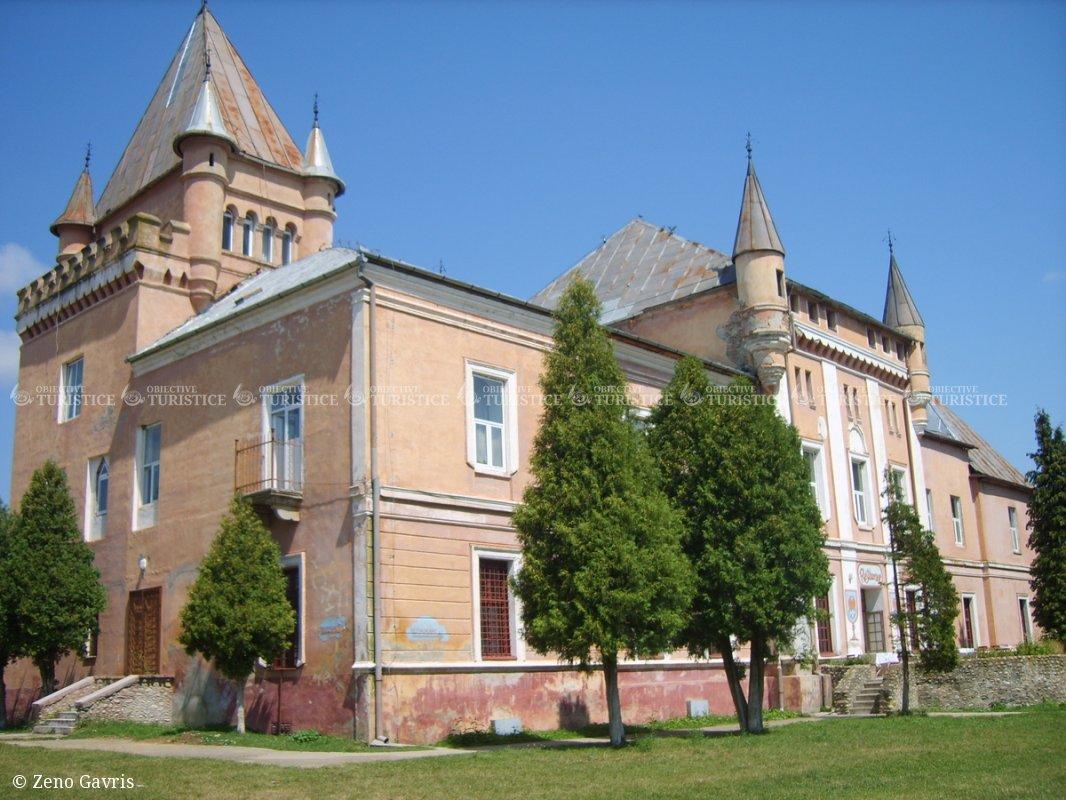 Castelul Candestilor