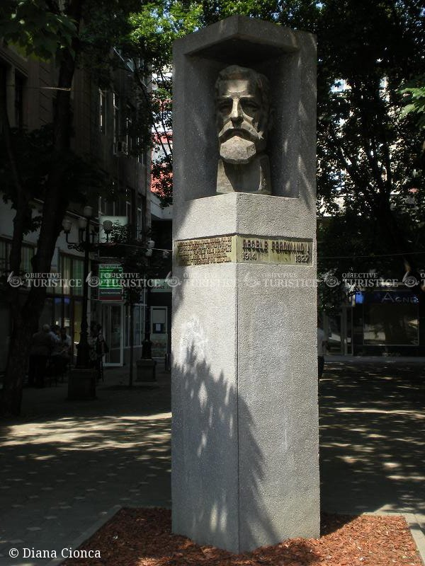 Bustul Regelui Ferdinand