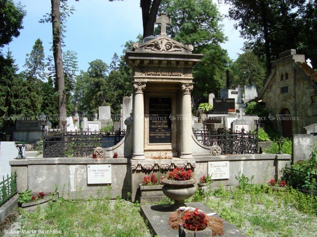 Mormantul lui Iuliu Hatieganu